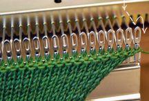 Машинное вязание, МК