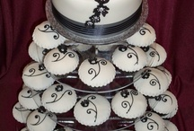 Cup cakes and birthday cakes