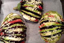 λαχανικα στο φουρνο