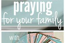 31 Days of Praying For Your Family / Let's spend the month praying for our families! Each day, I'll post a Scripture passage and a short prayer, plus a free printable prayer card! By the end of the month, you'll have a whole set of prayer cards that you can reuse each month!  (This year's #write31days series at KaysePratt.com.) / by Kayse Pratt