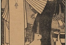 ex libris Waller Christian Marjory Emily Carlyle (Australia, 1894-1954)