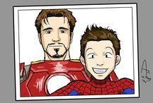 Tom Holland~Peter Parker