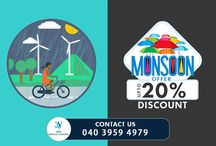 #Monsoon #Offer #upto 20% #Discount