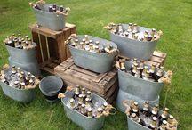 Barra de cervezas / beers weddings