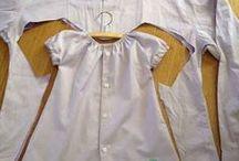 camisa.. vestido infantil customização