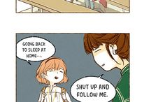 slice of life webtoon