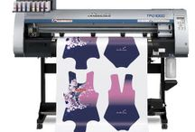 Mimaki Dye-sublimation & Textile / Dye-sublimation and textile printing technology from Mimaki