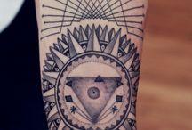 Pyramid Tattoos