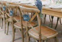 Simple ways to dress our chairs / Simple ideas to dress our wide range of chairs to hire. Perfect for your wedding day or special event.   http://www.elitehire.co.uk/products/