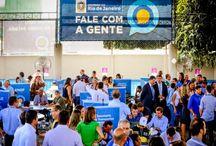 Governador Pezão vem a Seropédica escutar demanda da população