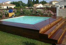 piscine, et pourquoi pas...