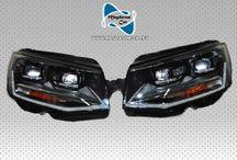 2x Neu Original VOLL LED Scheinwerfer Headlights Komplett Vw T6 Multivan 7E1941036