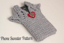 DIY: Crochet, knitting, and sewing
