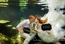 Claudia Rodriguez Photography / Claudia Rodriguez and her team are wedding photographers well know for their work in the Riviera Maya and Cancun areas of Mexico. They also travel to other destinations.
