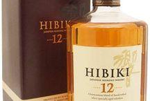 Hibiki Japanese blended whisky / Hibiki Japanese blended whisky