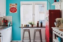 dwell. - kitchen/dining / by Rachel Donaway