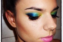 An Ka Make up / Colorfull make up