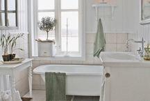 Svensk badeværelse