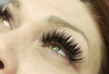 Eye Lash Extensions / by May Nguyen Makeup