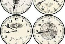 Láminas de relojes