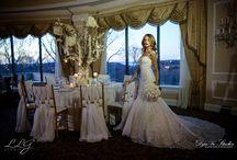 W H I T E / White wedding inspiration