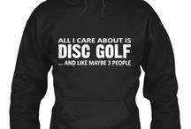 disc golf apparel