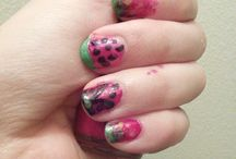 Nail Fun! / Just some silly things I found which made me giggle