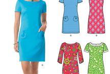 moldes para vestidos