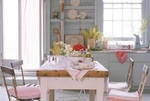 Kitchen classic & country style