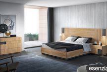 Dormitorios Esenzia 3.0 / Dormitorios de la nueva colección Esenzia 3.0 - Baixmoduls es fabricante de Salones, Comedores, Dormitorios y Armarios.