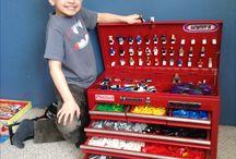 Lego tároló