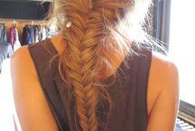 The Hair Life / Hair styles, hair color, healthy hair tips / by Amanda Janelle