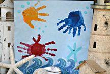 Kid's Crafts / by Elli-Tabitha Nendza
