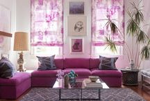 Dress up your Drapes!! / Dress up your Drapes with colorful prints and patterns that tie together your room. We'll inspire you and teach you the easy way to make all kinds of valences
