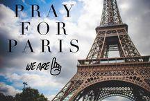Pray for Paris / Paris