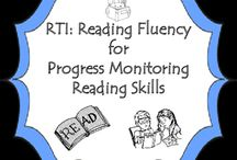RTI: Reading Fluency for Progress Monitoring Reading Skills / RTI: Reading Fluency for Progress Monitoring Reading Skills.  We all know what a sentence is. Right? Fluency is when something moves with smoothness and ease. Sentence + Fluency = Sentences that flow smoothly together.  Reading Fluency growth does not merely consist of the ability to read words automatically in isolation. Therefore, it is important to give students practice in fluency words and sentences.