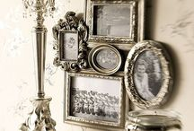 old picture frames / by Sydney Traylor