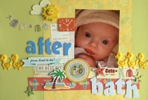 Scrapbooking layouts/pages / by Laura Leeper Hargens