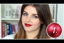 Make Up / Inspiration, Tips, Tricks und Schrit-für-Schritt-Anleitungen