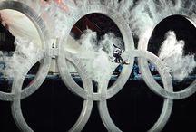 Olympics- Ultimate sporting glory / by Sherine Paul
