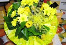 vazba květiny