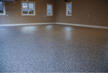 Epoxy Floor and Installation