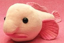 Rare Deep Sea Creature Cushion Plush Dolls / The Rarest of rare and the softest Plush Dolls from Hamee. All Dolls are really soft and are a varieties of living animals from the ocean some of them are so rare that even we are out of stock at times.