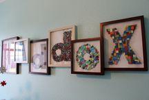 Kids bedroom ideas / by Jodie Redman