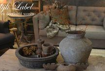 Sfeerfoto's woonwinkel Met Landelijk Label / Prachtige sfeerfoto's uit onze woonwinkel in Borne