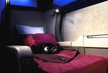 First Class Experience / Luxurious and elegant décor underline the sense of spaciousness of the cabin. Experience refinement and world class personal service in your private space. / by Qatar Airways
