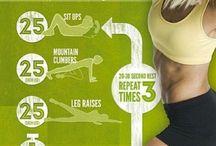 Fitness / by Mariah Herrel