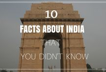 India / Whether you are preparing for a trip to India or just reading about this fantastic country, this is a collection of information that I have gathered in anticipation for my own India trip!