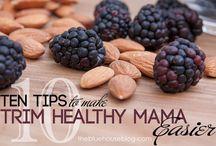 Trim, Healthy, Mama!