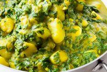 veg curries